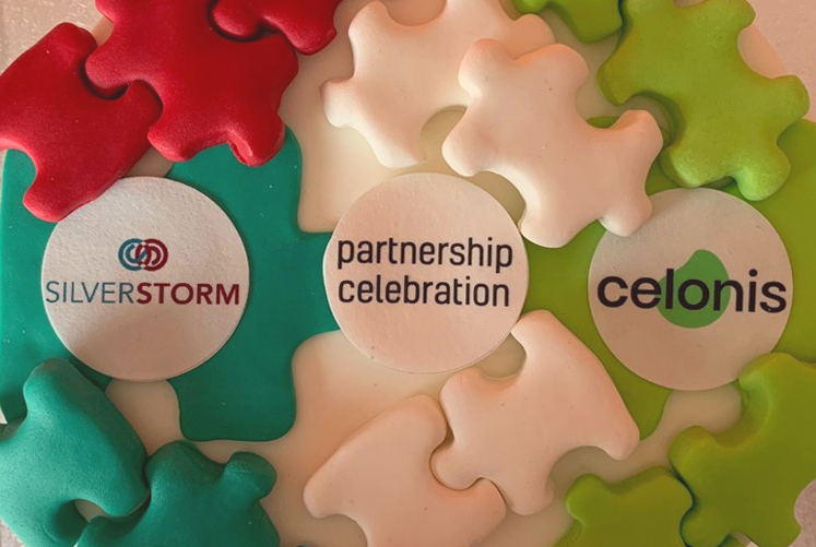 SilverStorm announces strategic partnership with Celonis